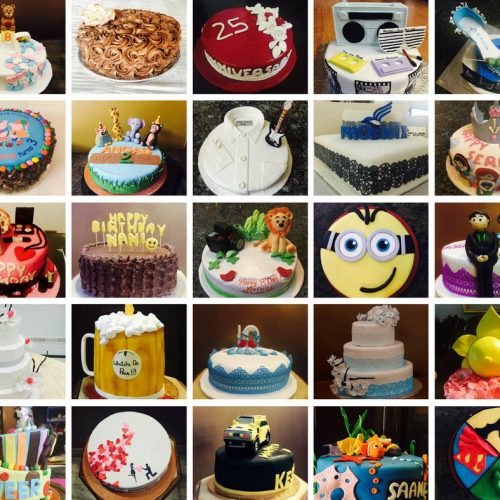 Mad Batter's Cakes from 2016